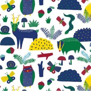 Flora and Fauna - Cloud9 Fabrics