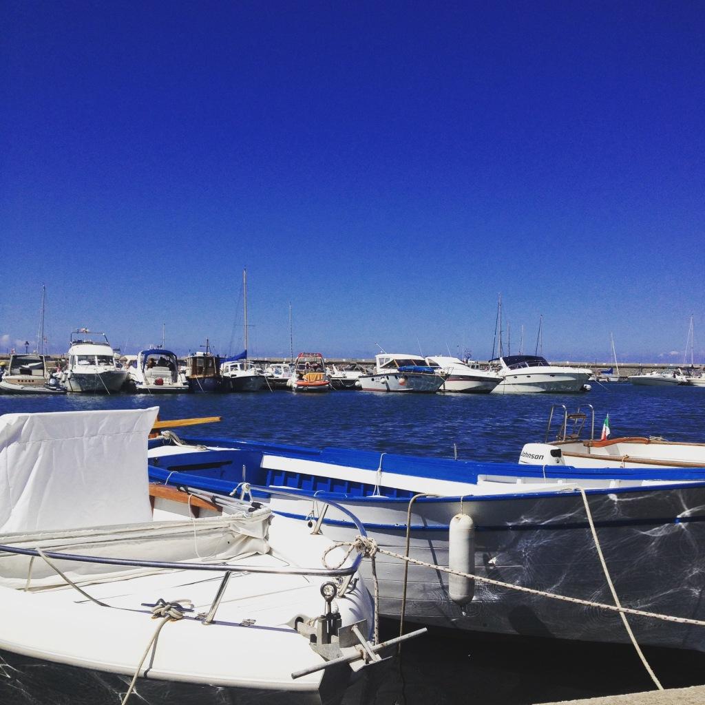 Porto di Marina di Pisciotta