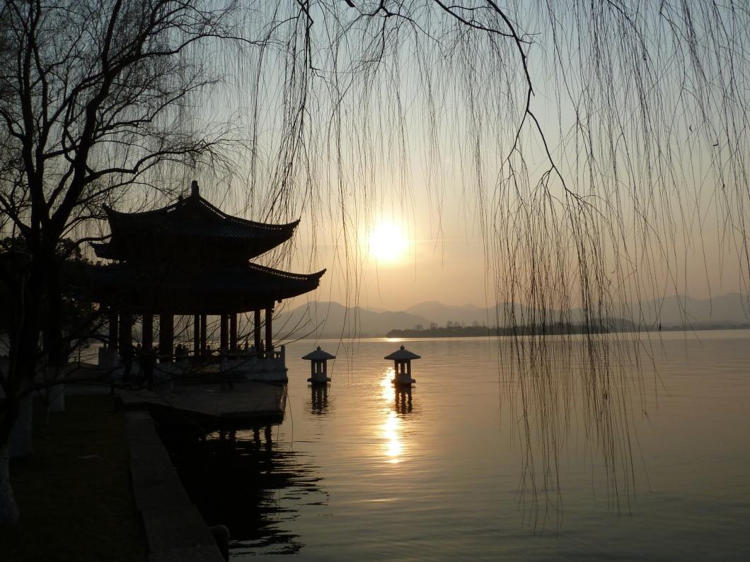 Hangzhou Lago Cina