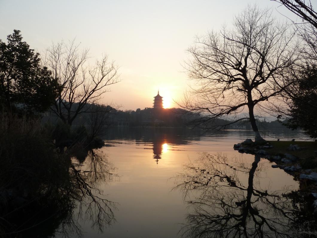 Hangzhou lago 3