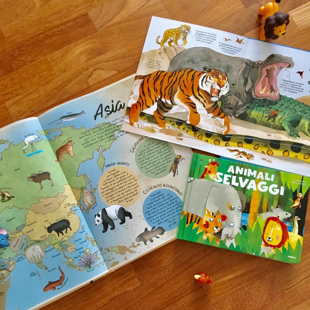 libri per bambini curiosi animali